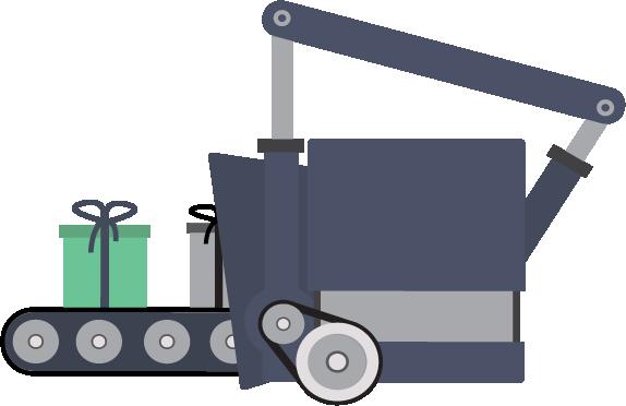 Iotforklaring-maskinen